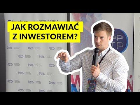 Jak dogadać się z INWESTOREM? - Kuba Dudek (SpeedUp Venture Capital Group)