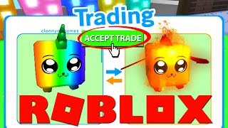 best TRADE ever ... or does it?! | Roblox Pet Simulator #4