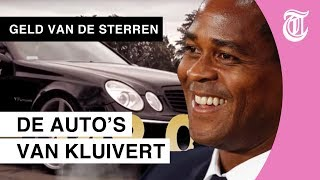 Het peperdure wagenpark van Patrick Kluivert - GELD VAN DE STERREN #32