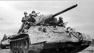 Курская битва. Величайшее танковое сражение в мировой истории.