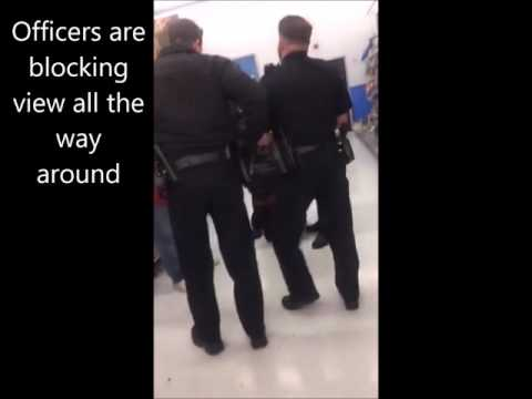 Police Falsely Arrest Wrong Woman at Wal-Mart