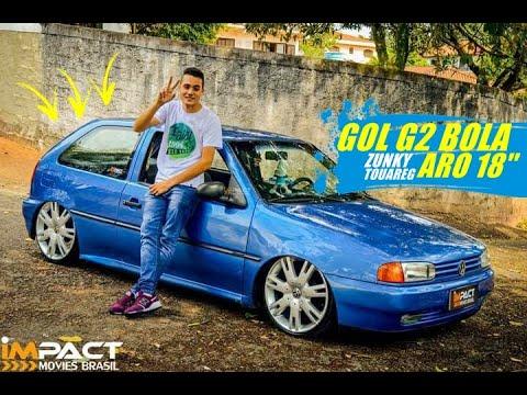 Impact-Movies Brasil GOL BOLA REBAIXADO COM RODAS ZUNKY ZK 750 ARO 18