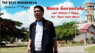 Nona Gorontalo - Helmin Papeo Hippy (Official Video) The Best Mahakarya