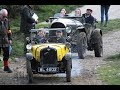 Lady Drivers on VSCC Welsh Trial for Vintage Cars 2017