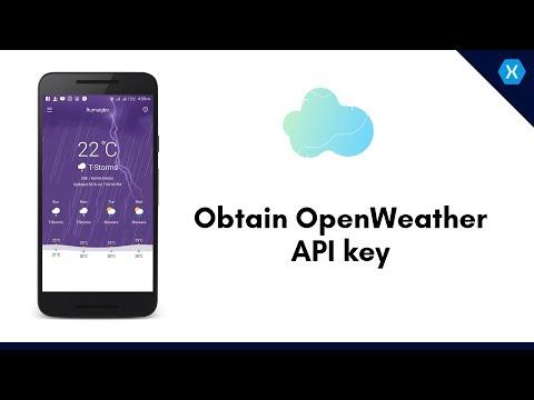 Open Weather Api Key