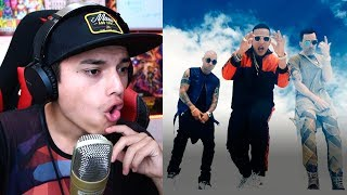 [Reaccion] Daddy Yankee & Wisin y Yandel - Si Supieras (Video Oficial) Themaxready