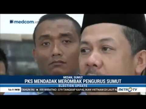Fahri Geram PKS Mendadak Rombak Pengurus di Wilayah Sumut