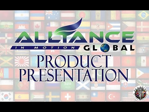 Alliance In Motion Global Product Demo - [HD]