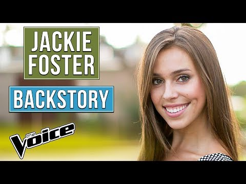 The Story of Jackie Foster and her journey on The Voice | The Voice 2018