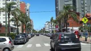 Punta del Este, calle Gorlero