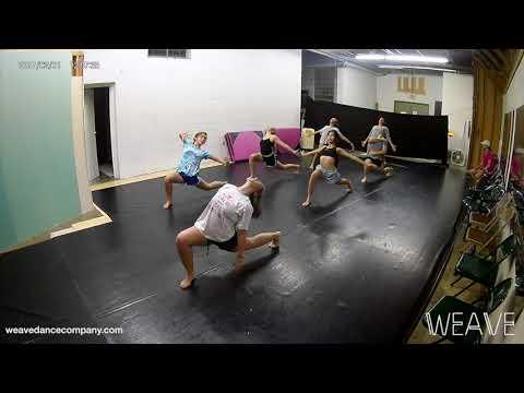 Contemporary-Funk 2 Class | WEAVE Dance Company | Chattanooga, TN