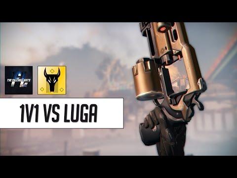Destiny - UN 1V1 MOLTO IGNORANTE w/LUGA (The Falling Lights)