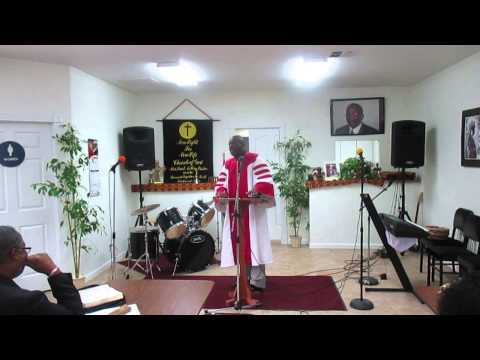 Rev. Harris Say's God Has Given Him The Power To Speak Truth To Power Pt. 2
