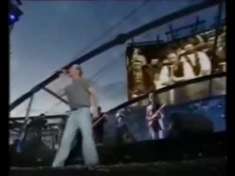 Genesis  Driving The Last Spike (Knebworth 1992)