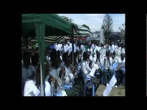 FLUKI - Direction Générale 17 OCT 2011 au centre d'accueil de Kinshasa