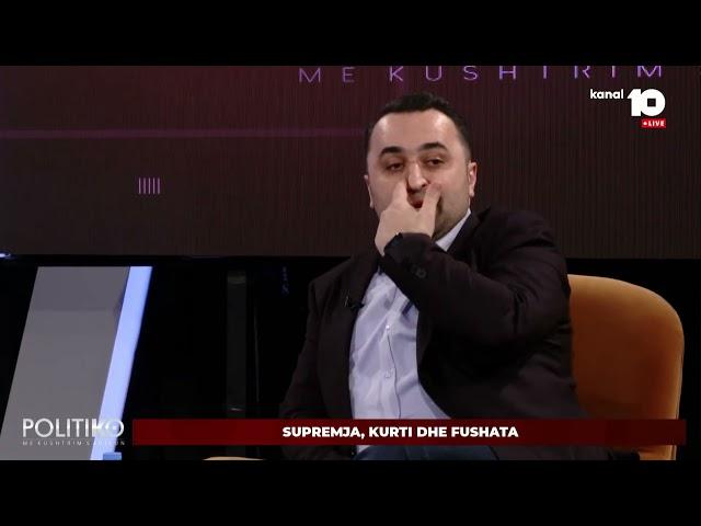 Natyra Kuçi në Politiko, Kanal 10 - 28.01.2021