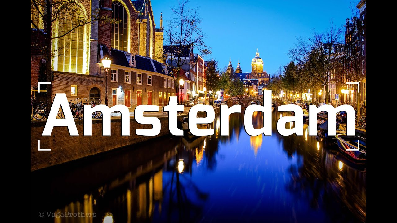 Amsterdam: Only Red Lights & Weed?