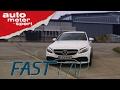 Mercedes-AMG C63 S: Angriff auf BMW - Fast Lap | auto motor und sport