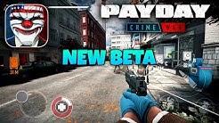 PAYDAY CRIME WAR - NEW BETA GAMEPLAY