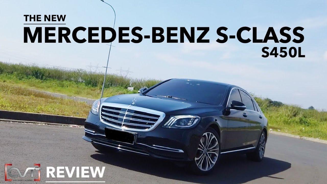 CVT Review #90: MERCEDES-BENZ S-CLASS (S 450 L) 2020 INDONESIA   MOBILNYA SULTAN  