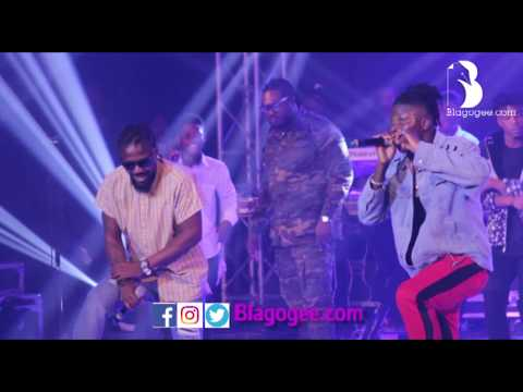 Samini And Stonebwoy Perform 'MY OWN' At 2017 BHIM CONCERT