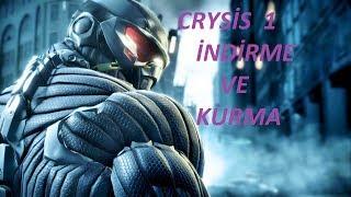 Crysis 1 indirme + kurma (torrent)