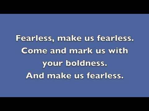 Fearless By Travis Ryan with Lyrics