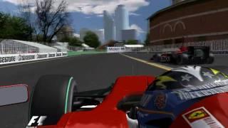 2009-2010 Formula 1™ Qantas Australian Grand Prix RFAL