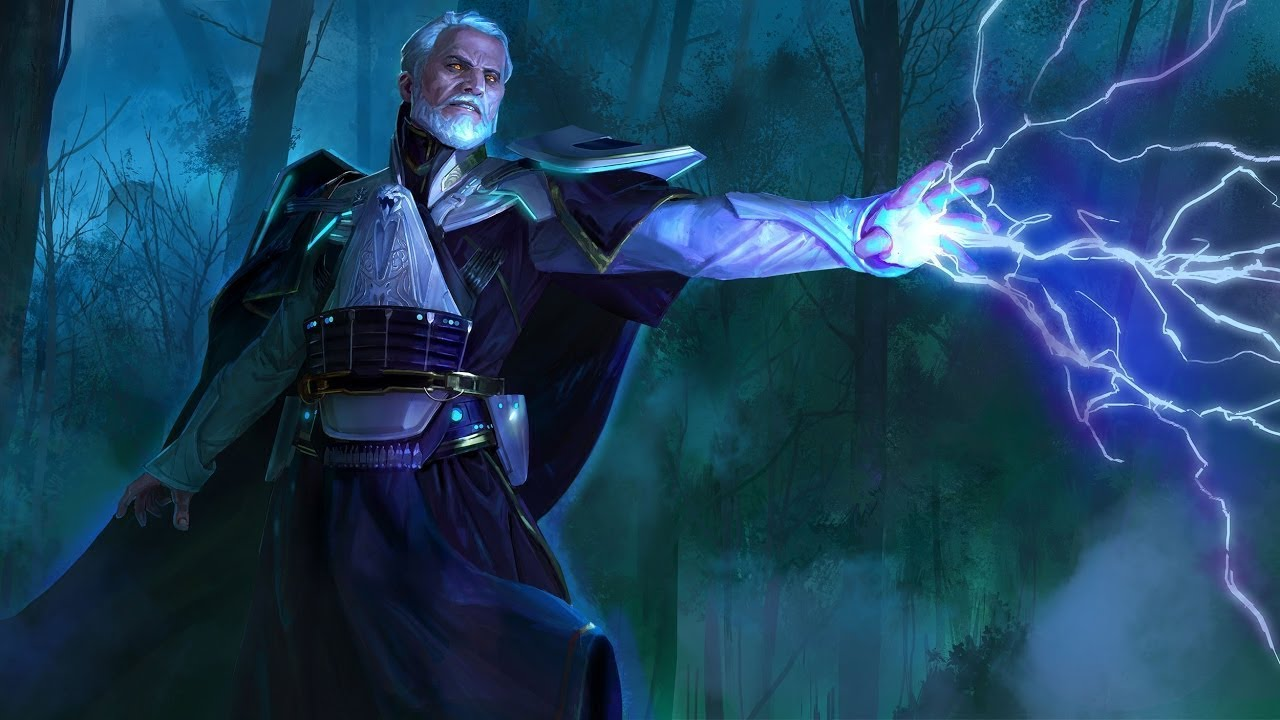 Lord Vitiate - El Sith más poderoso - YouTube