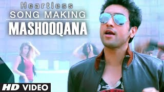 Heartless Mashooqana Song Making | Adhyayan Suman, Ariana Ayam