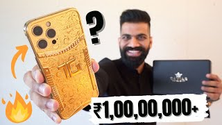 This ₹1,00,00,000+ iPhone Is For You | TG Shorts 🔥🔥🔥