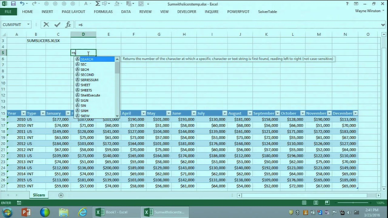 EXCEL TRICKS EPUB DOWNLOAD