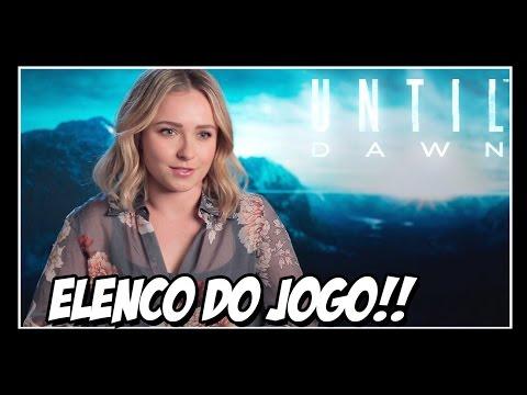 Until Dawn - Conhecendo o Elenco [Legendado em PT-BR-]
