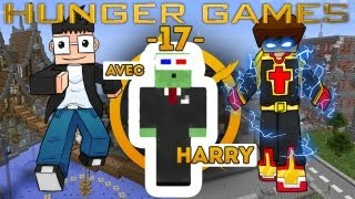 HUNGER GAMES : Minecraft - Ep. 17 : Le sans âme, damné ( Avec Harry )