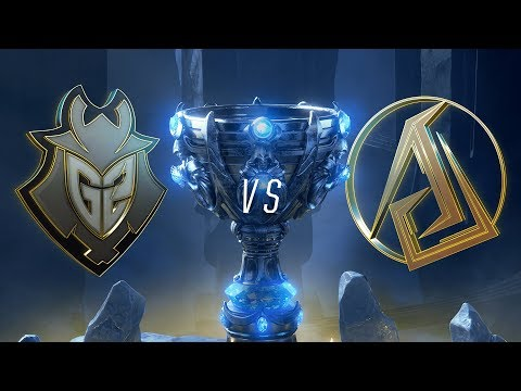 G2 vs. ASC   Play-In Groups   2018 World Championship   G2 Esports vs. Ascension Gaming (2018)
