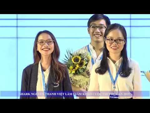 You Can 9 || Học Viện Tài Chính || Shark Nguyễn Thanh Việt