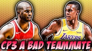 NBA Players DESTROY Chris Paul