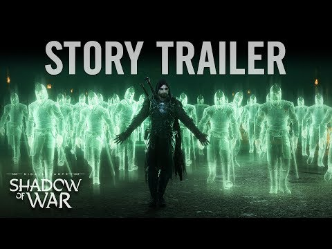 Official Middle-earth™: Shadow of War™ Story Trailer