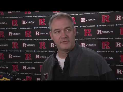 Coach Pikiell Meets with Media, Previews Senior Day