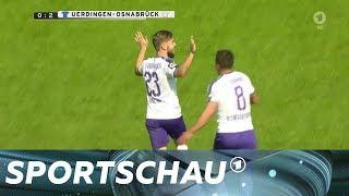 3. Liga: Osnabrück besiegt auch Uerdingen und steht kurz vor dem Aufstieg | Sportschau