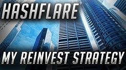 Hashflare - My Reinvest Strategy