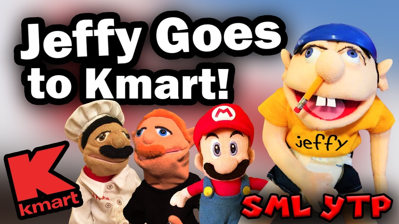 SML YTP Jeffy Goes To Kmart