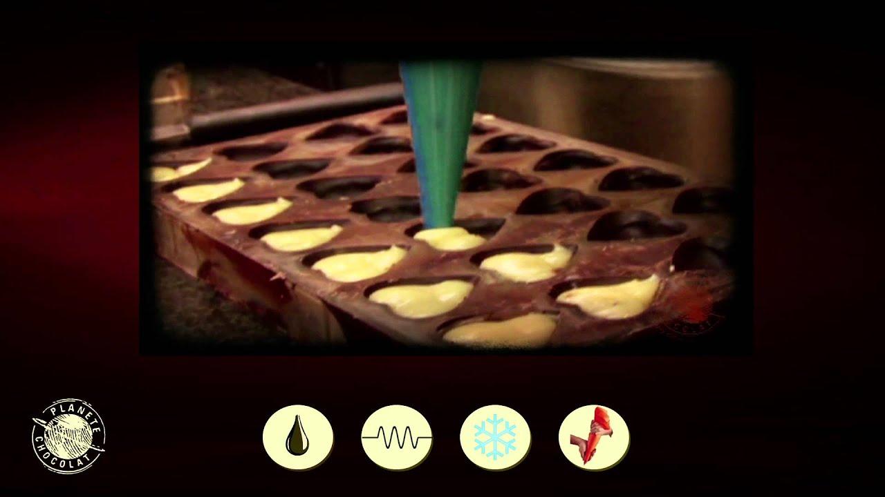 fabrication praline chocolaterie artisanale belge planète chocolat ... - Fabricant Cuisine Belge