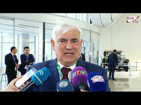 Kamal Abdulla : Azərbaycan Dünyada Multikultral Mərkəzlərdən Biri Sayılır
