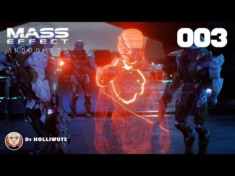 Mass Effect: Andromeda #003 - Hilfe für den Pathfinder [PS4] Let's play Mass Effect