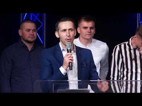 Дайте отцам шанс - Богдан Бондаренко - 16 Июня 2019 - Воскресное Служение 1-й поток
