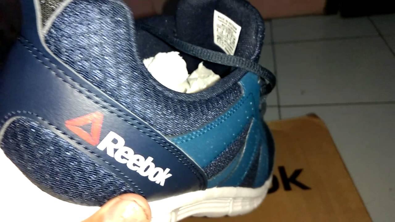 cara membedakan sepatu REEBOK RISE SUPREME RG original 100% - YouTube 61a93c281b