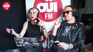 Interview de Pogo Car Crash Control au Download Festival 2018