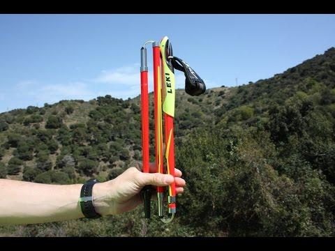 LEKI B/âtons de trail Micro Trail TI