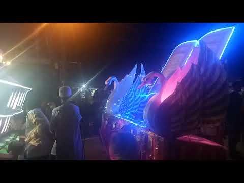 Festival arakan sahur Kuala tungkal, 2018 #4
